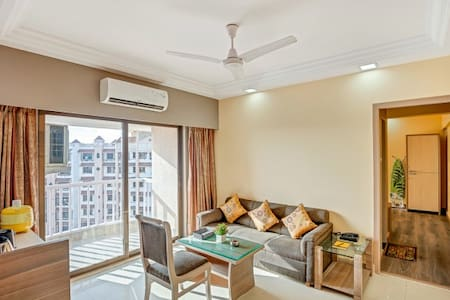 Fully Serviced 1 BHK Apartment in Andheri east - 뭄바이(Mumbai)