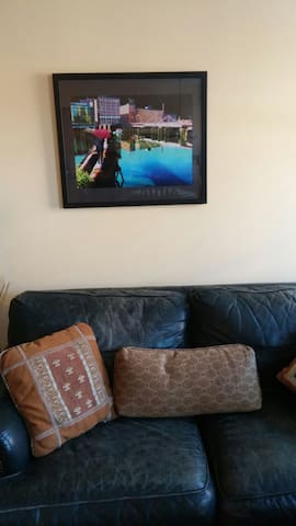 Charming downtown apartment. - Amesbury - Appartement
