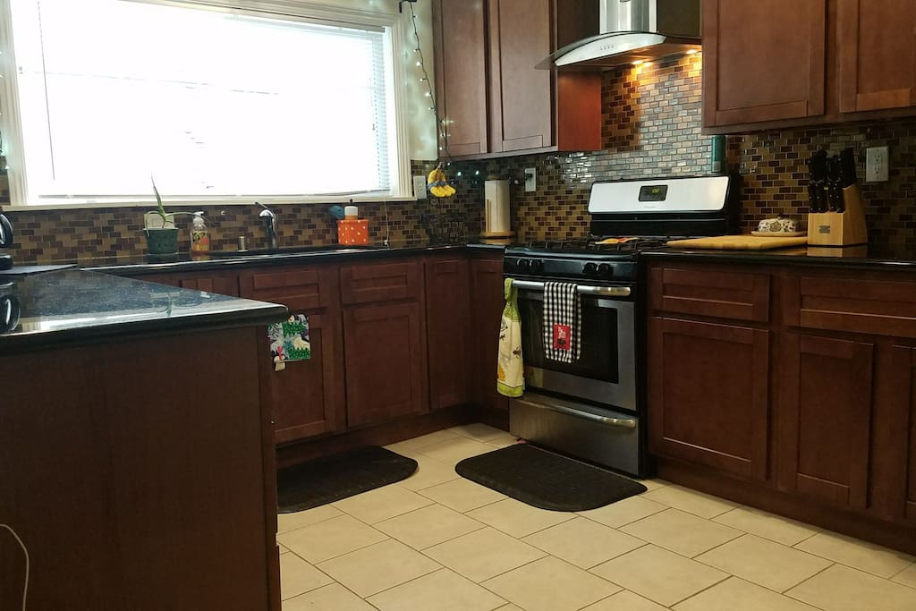 One awesome kitchen