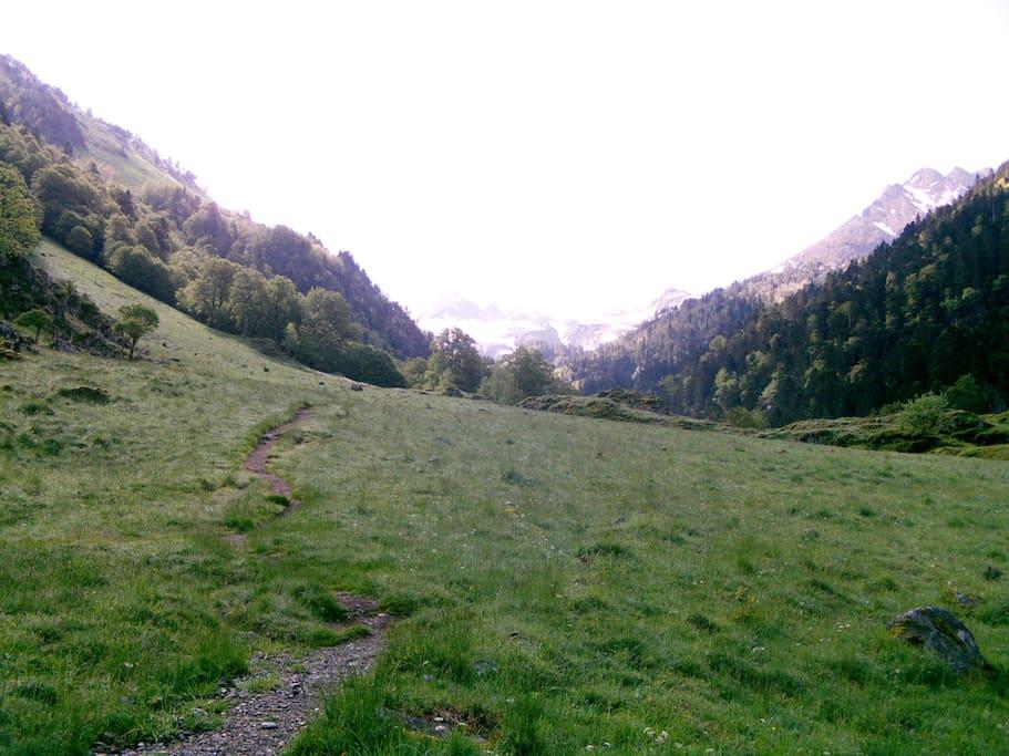 Pour de belles randonnées dans nos  Pyrénées