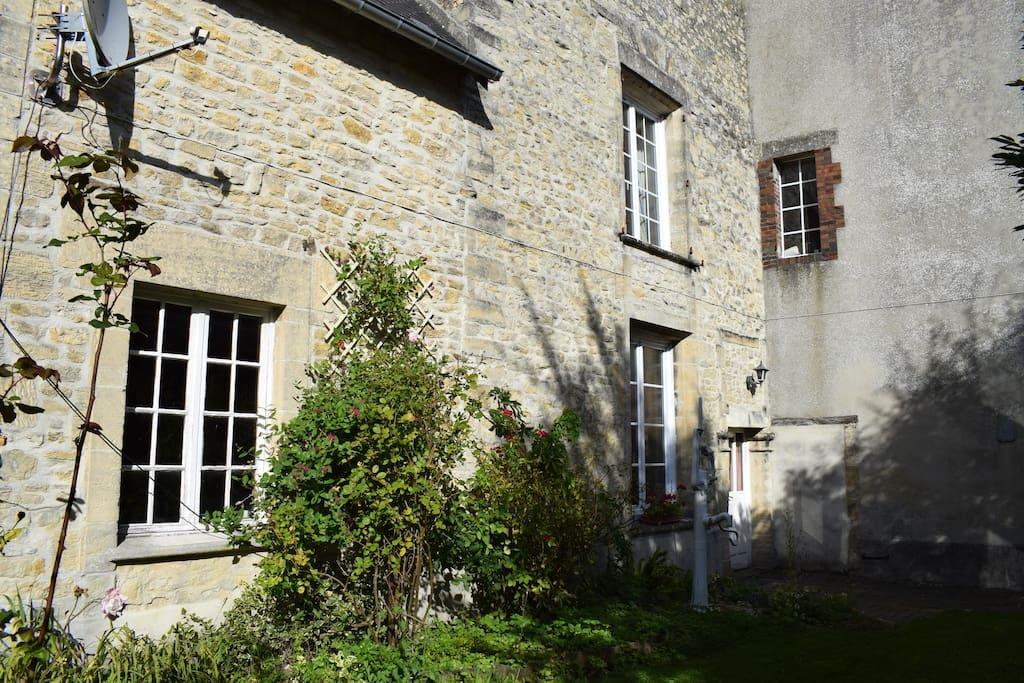 Le Manoir des Doyens Cottage