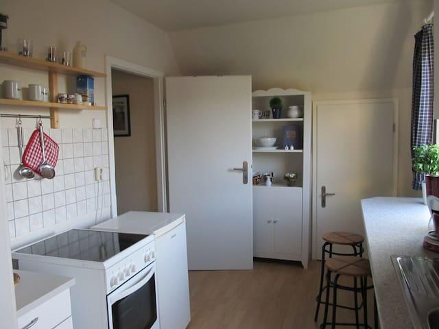 Ferienwohnung Heikendorf am Strand - Heikendorf - Apartment
