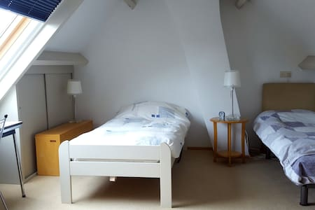 Overnachting in de Kempen nabij EHV airport2 - Vessem - Bed & Breakfast