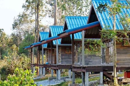 Ban Samadhi Rustic Retreat Cabins - Tambon Rong Chik