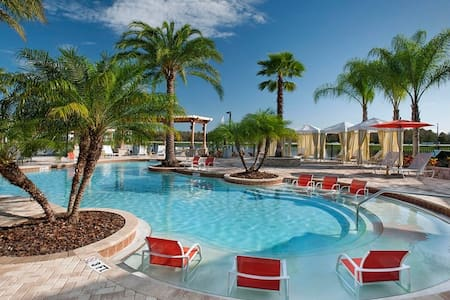 Private SUITE MASTER by Universal/Disney/Outlets - Orlando - Apartment
