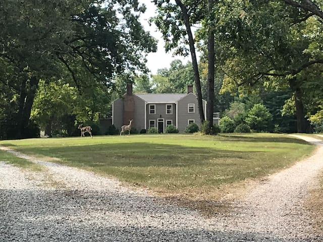 Huguenot Springs - A Rural Retreat