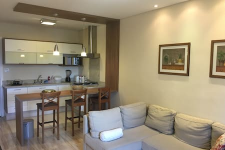 Alphaville Serviced Apartment 5 Starts - AC, WiFi