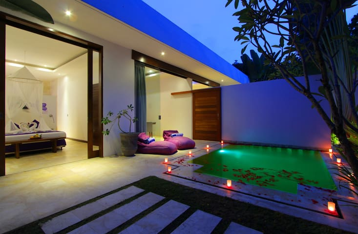 Luxury 1 BR Villa with Private Pool in Legian