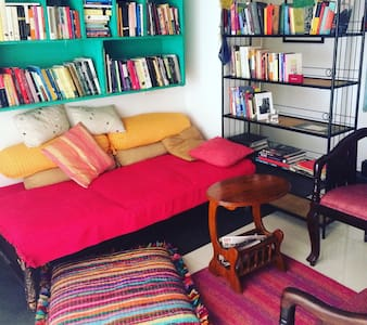 Charming Happy Penthouse Room - Ahmedabad  - 公寓