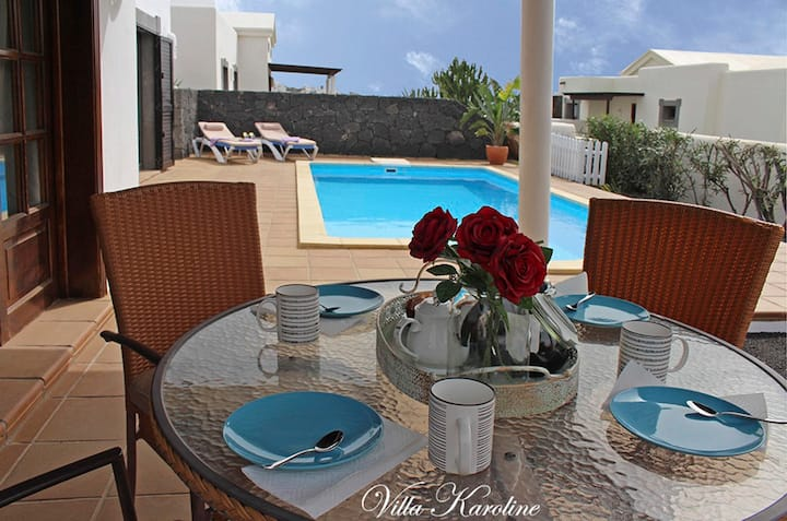 Villa Karoline: Homely and Relaxing