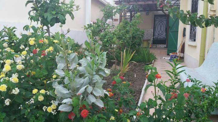 Rez de jardin charme et confort