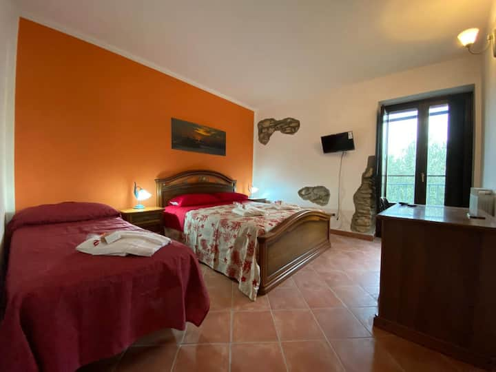 AsceaExperience Rooms&Breakfast- Camera Tramonti