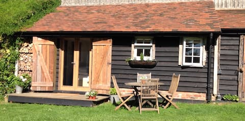 Delightful small converted barn