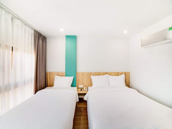 beautiful design & qualified rooms