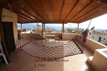 Akbük Lovely Summer House 220 meters to the Beach