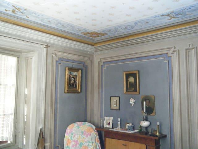 Sajunchè - Campertogno - Huis