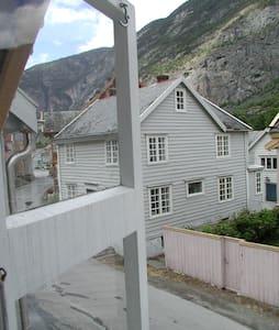 Small house in Lærdalsøyri - Lærdal