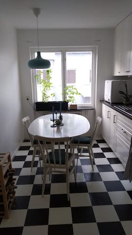 Charming apartment in Helsingborg