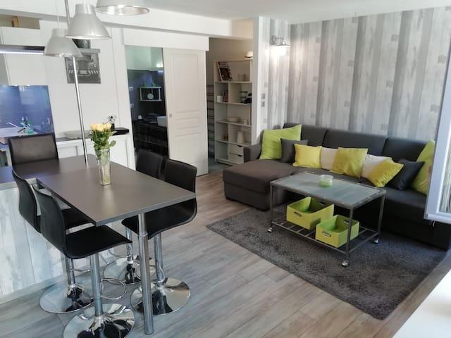 Spacieux studio pour 2 personnes