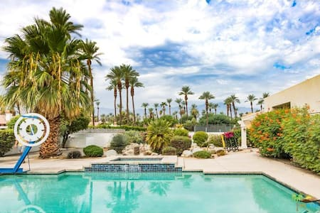 Paradise in the Desert - Rancho Mirage - Gästhus