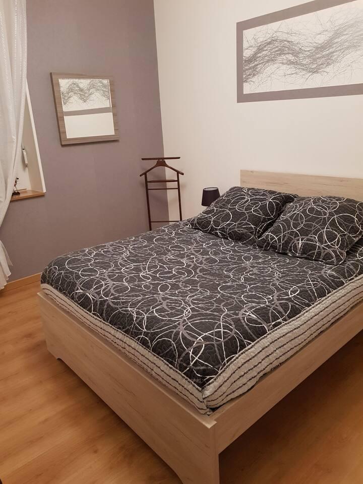 Chambres dans maison à Verdun 35€ la chambre/nuit