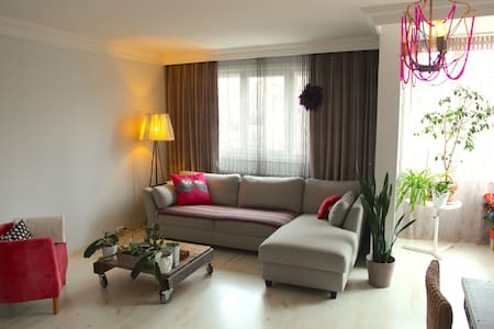 Cozy Bright Flat on The Asian Side - Istanbul