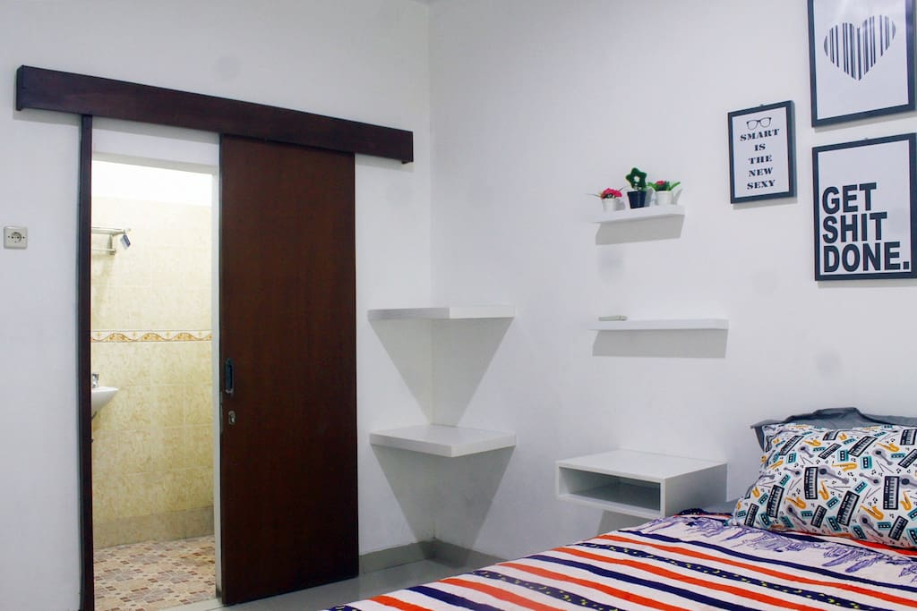 Room One  With Ac & Private Bathroom