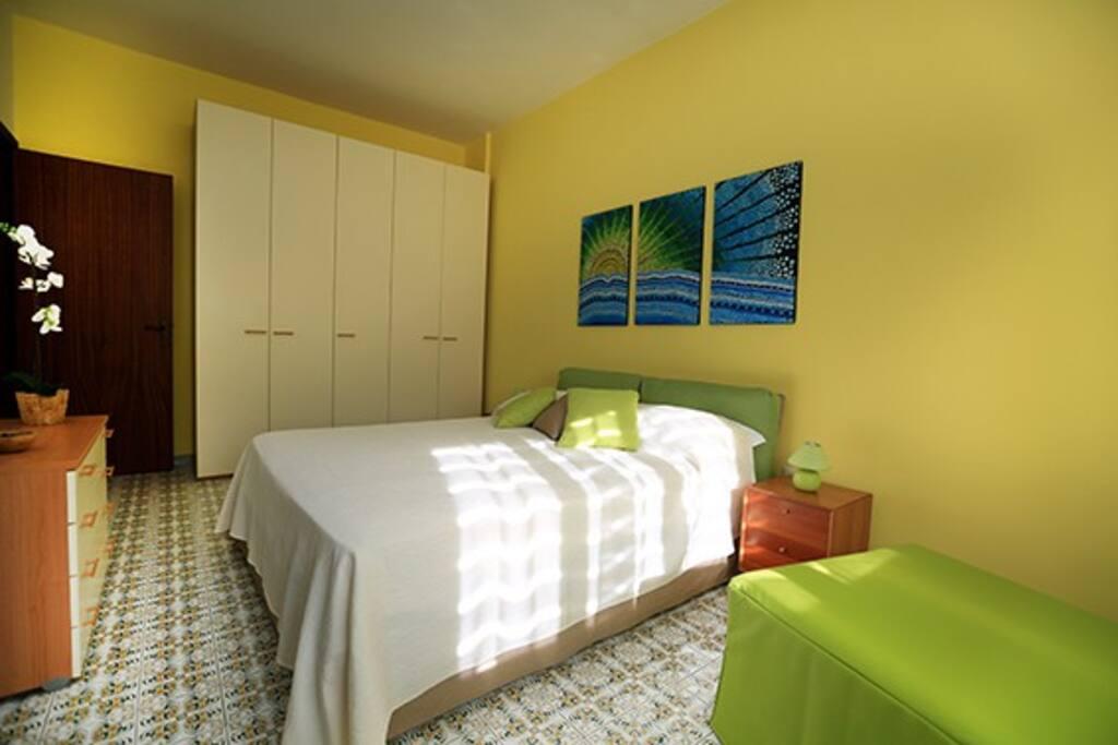 Camera da letto matrimoniale Master bedroom