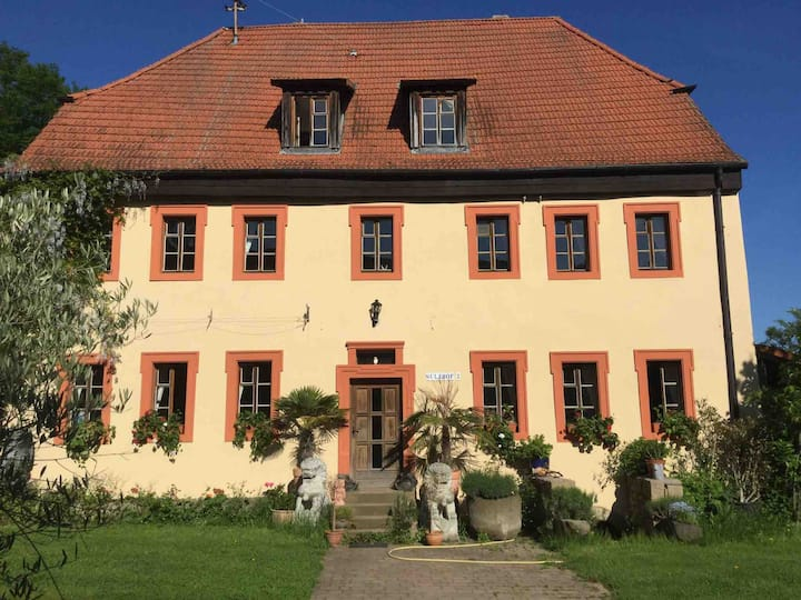 SULZHOF Farm Steffi private apartment 2 . 70 m.
