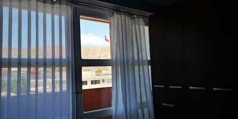 Departamento de un ambiente en pleno centro Arica
