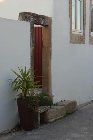 porta principal - main door