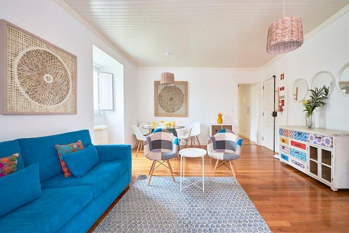 Inglesinhos Belém - Cheerful Apartment