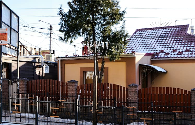 ♥Сердце Еврейского района | Софиевка, Рабби Нахман
