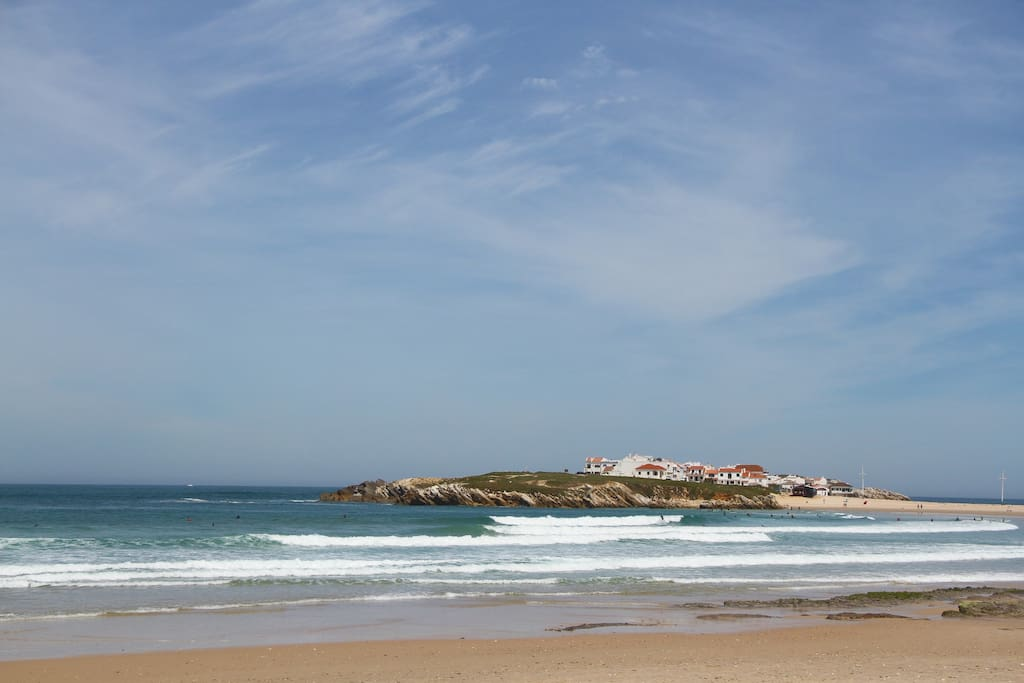 Baleal Island 2 KM away from the apartment
