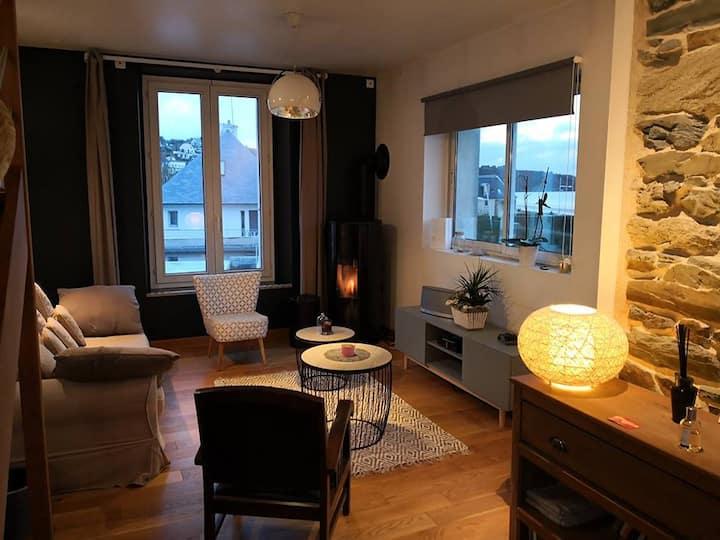 Appartement  vue mer SILKY HOME