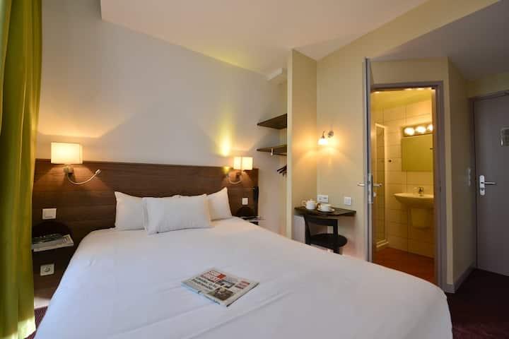 Chambre à 200m de la plage - Accostage Hôtel