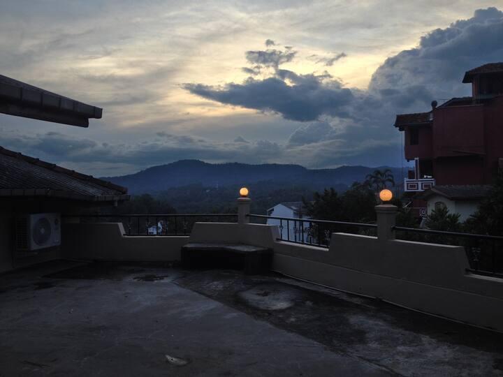 Mont Vista, B&B