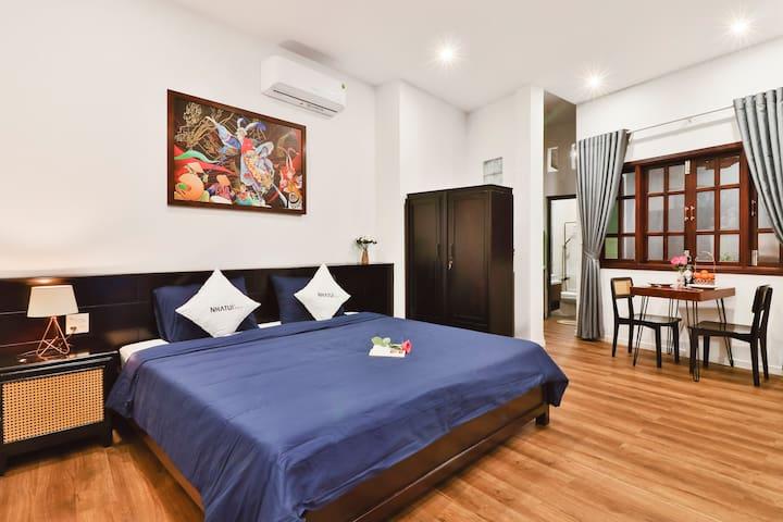 Nice studio 1 bed, city view in Quy Nhon center