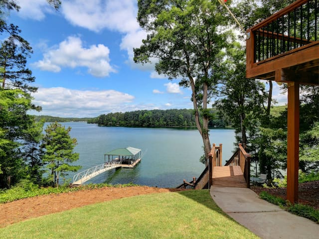 Lake Allatoona Vacation Lakehouse - Acworth - Casa