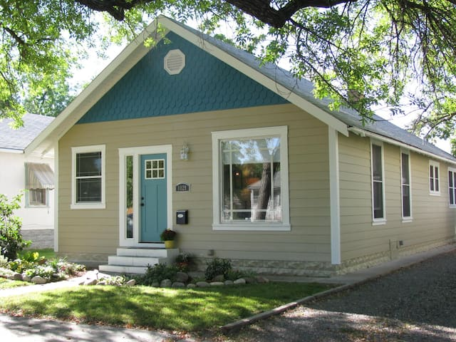 Gorgeous Downtown Garden Cottage - Grand Junction - House