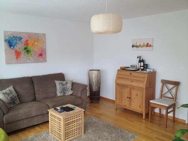Cosy, modern, quiet apartment, close to the centre - Zurique - Apartamento