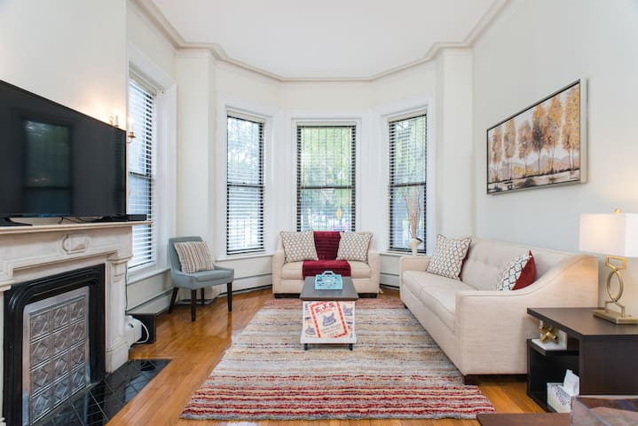 Cozy South End - Back Bay - Downtown Apartment