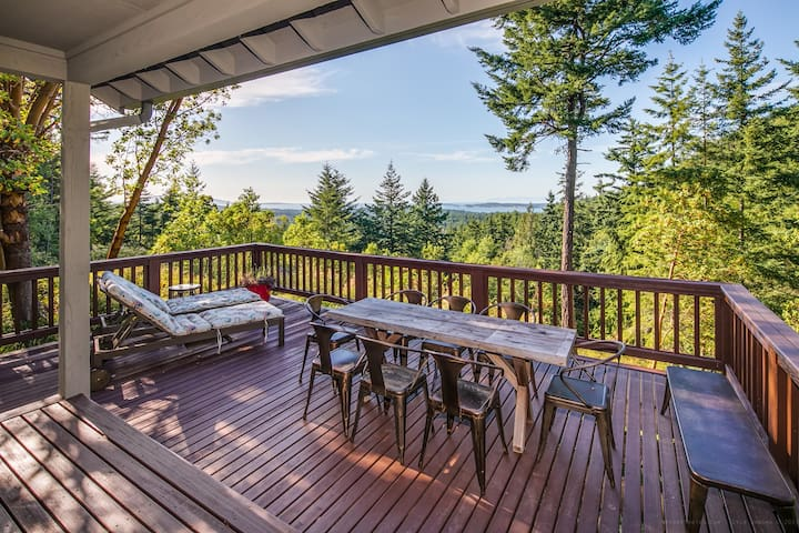 Orcas Island, Buck Mountain Retreat #260