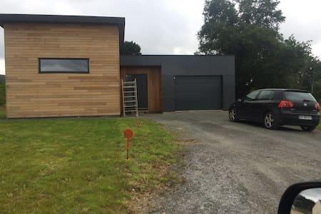 Maison bois à 500 m de Landerneau - Pencran