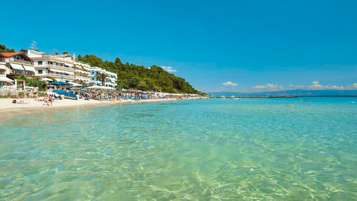 Anna Bill Apartments - Kallithea, Chalkidiki R2