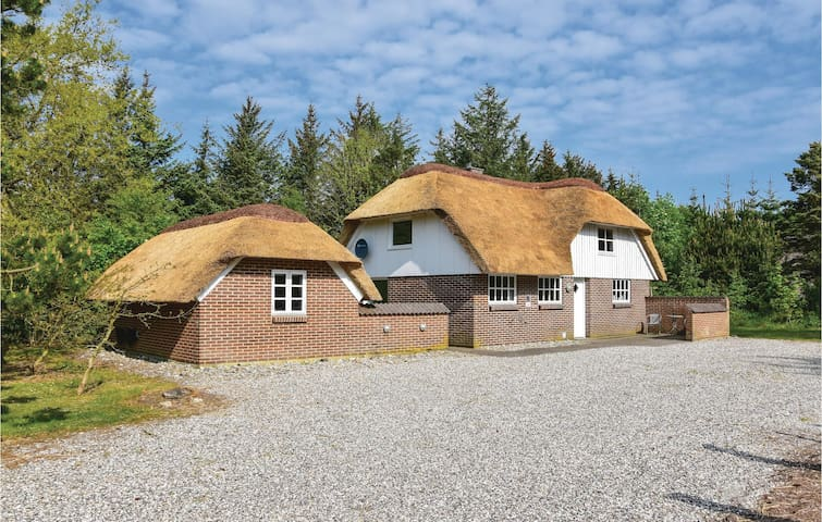 Holiday cottage with 3 bedrooms on 145m² in Ulfborg