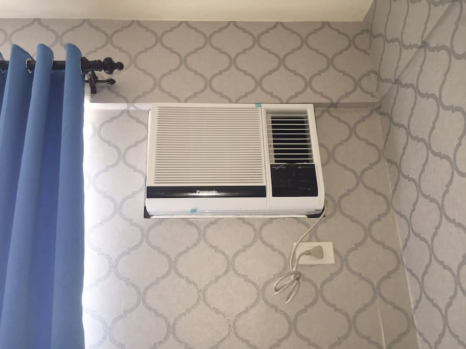 Panasonic air conditioner with remote control