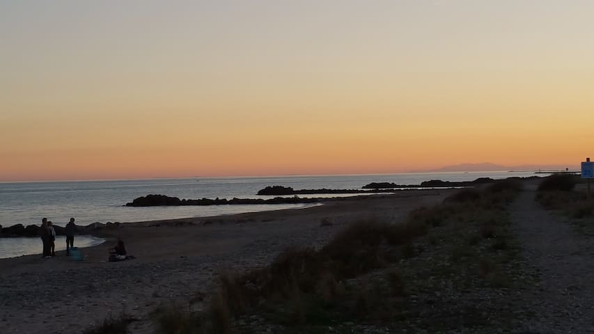 Le Mazet de la plage - Frontignan - Huis