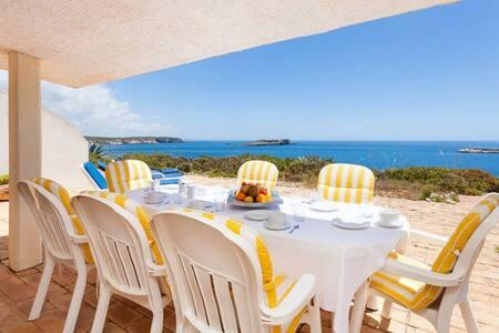 Ocean view rooms 3 min walk to Martinhal beach (1) - Sagres