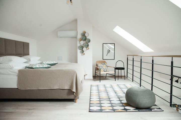 Mezonet Honest Apartment for 4 people